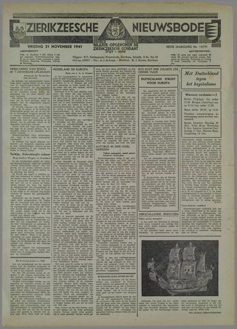 Zierikzeesche Nieuwsbode 1941-10-23
