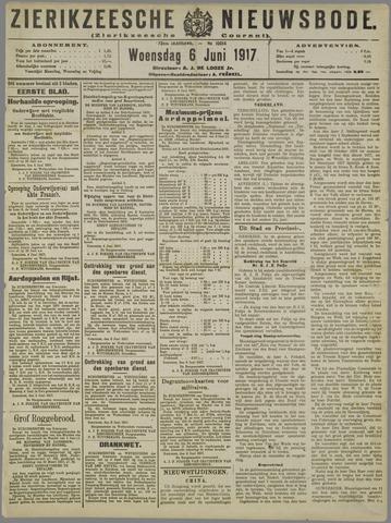 Zierikzeesche Nieuwsbode 1917-06-06