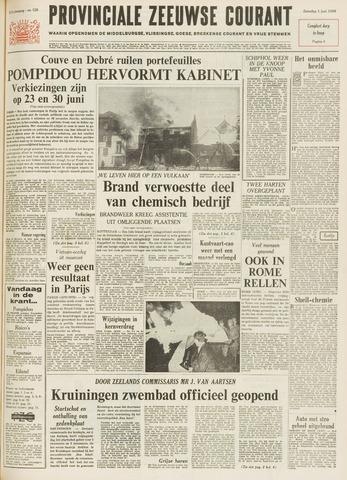 Provinciale Zeeuwse Courant 1968-06-01