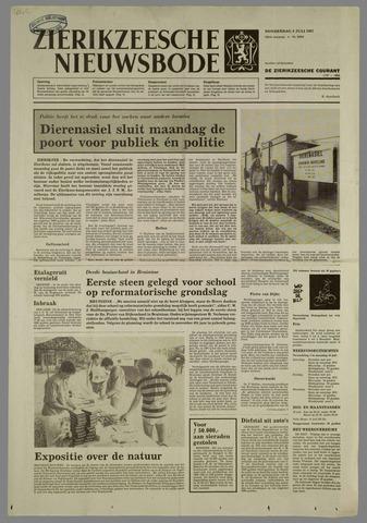 Zierikzeesche Nieuwsbode 1987-07-09