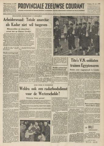 Provinciale Zeeuwse Courant 1956-11-30