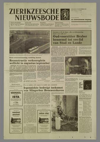 Zierikzeesche Nieuwsbode 1985-11-26