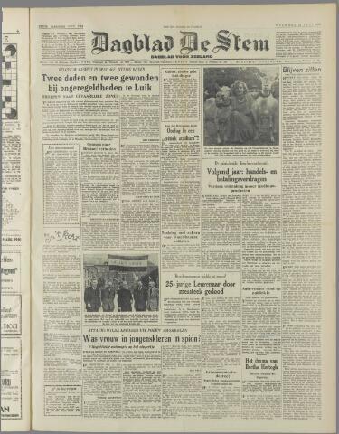 de Stem 1950-07-31