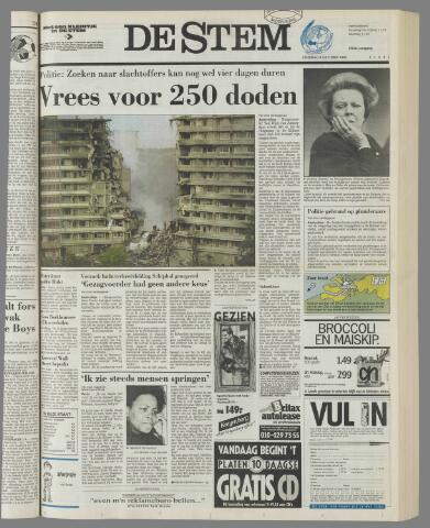 de Stem 1992-10-06