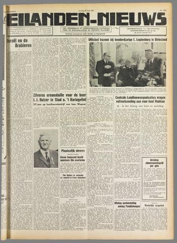 Eilanden-nieuws. Christelijk streekblad op gereformeerde grondslag 1967-06-20