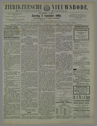 Zierikzeesche Nieuwsbode 1905-09-02