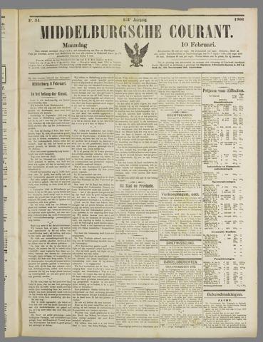 Middelburgsche Courant 1908-02-10