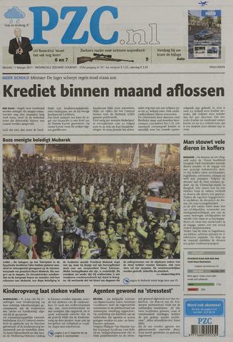 Provinciale Zeeuwse Courant 2011-02-11