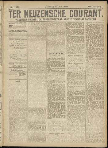 Ter Neuzensche Courant. Algemeen Nieuws- en Advertentieblad voor Zeeuwsch-Vlaanderen / Neuzensche Courant ... (idem) / (Algemeen) nieuws en advertentieblad voor Zeeuwsch-Vlaanderen 1920-06-26