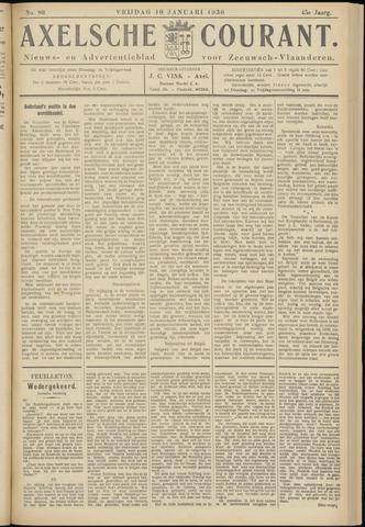 Axelsche Courant 1930-01-10
