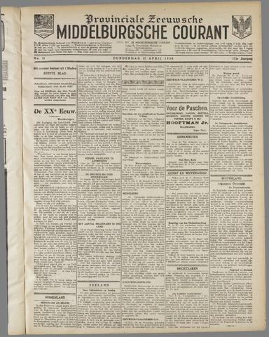 Middelburgsche Courant 1930-04-17
