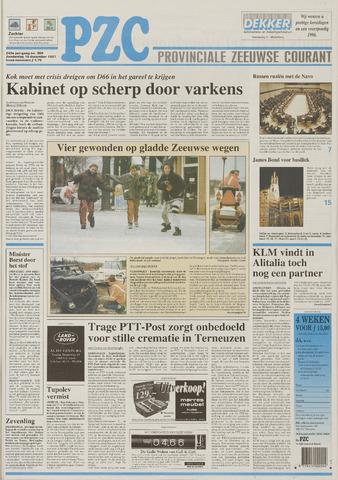 Provinciale Zeeuwse Courant 1997-12-18