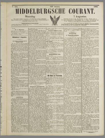 Middelburgsche Courant 1905-08-07