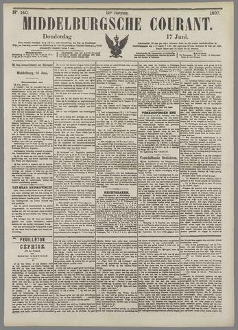 Middelburgsche Courant 1897-06-17