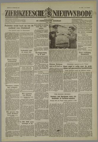 Zierikzeesche Nieuwsbode 1955-02-25
