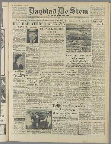 de Stem 1951-06-22