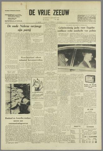 de Vrije Zeeuw 1963-08-17