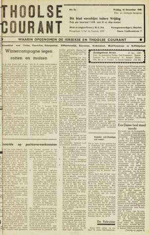 Ierseksche en Thoolsche Courant 1949-12-16