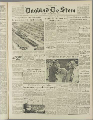 de Stem 1953-08-25