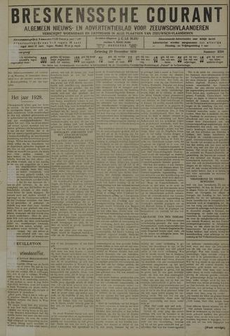 Breskensche Courant 1928-12-29