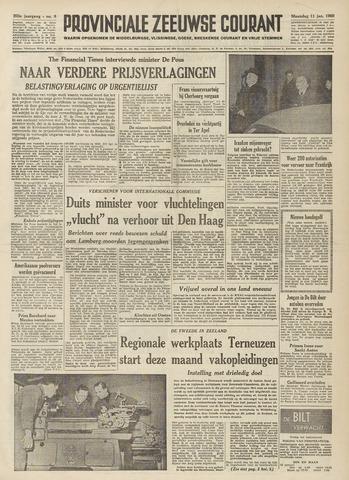 Provinciale Zeeuwse Courant 1960-01-11