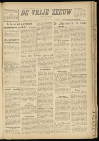 de Vrije Zeeuw 1947-05-30