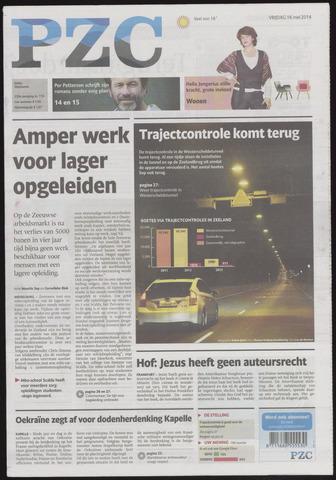 Provinciale Zeeuwse Courant 2014-05-16