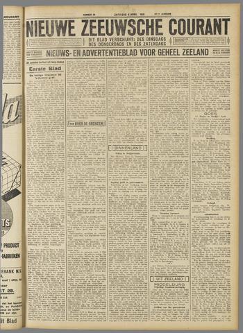 Nieuwe Zeeuwsche Courant 1931-04-04