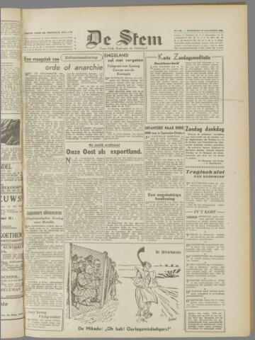 de Stem 1945-08-18
