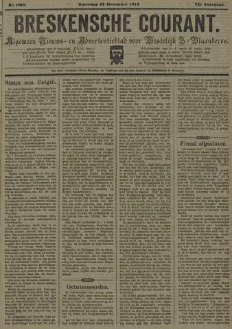 Breskensche Courant 1914-12-12