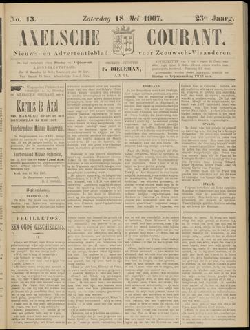 Axelsche Courant 1907-05-18