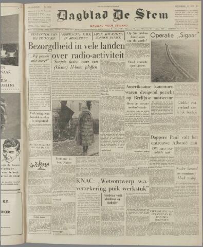de Stem 1961-10-26