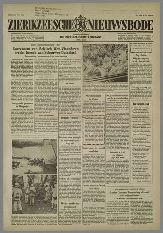 Zierikzeesche Nieuwsbode 1958-07-11