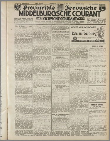 Middelburgsche Courant 1936-07-29