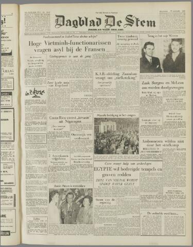 de Stem 1955-01-10