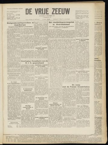 de Vrije Zeeuw 1949-10-31