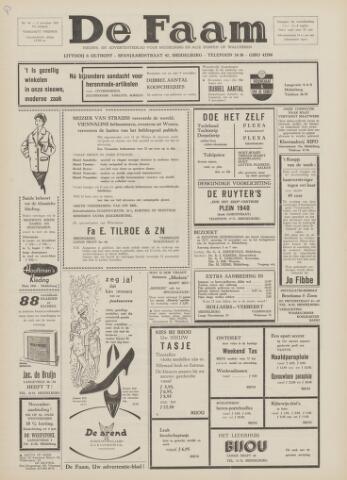 de Faam en de Faam/de Vlissinger 1963-11-08