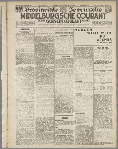 Middelburgsche Courant 1934-07-09