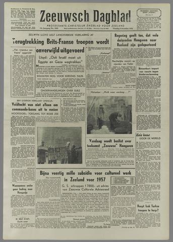 Zeeuwsch Dagblad 1956-12-04