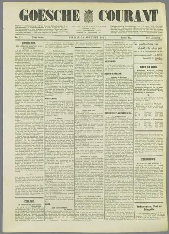 Goessche Courant 1932-08-30