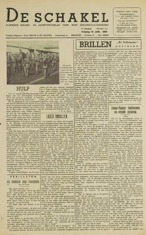 De Schakel 1951-01-12