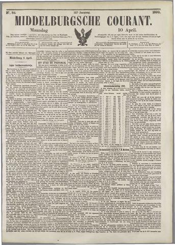 Middelburgsche Courant 1899-04-10