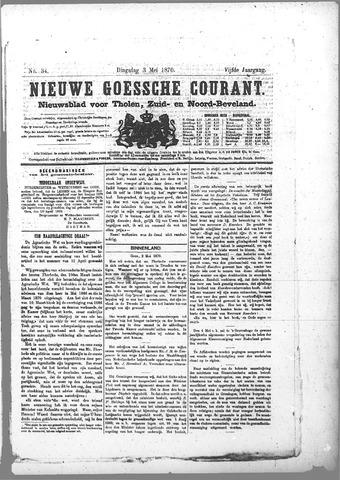 Nieuwe Goessche Courant 1870-05-03