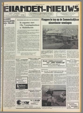 Eilanden-nieuws. Christelijk streekblad op gereformeerde grondslag 1975-02-28