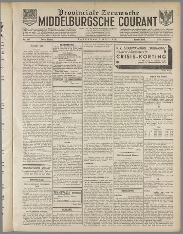 Middelburgsche Courant 1932-05-07