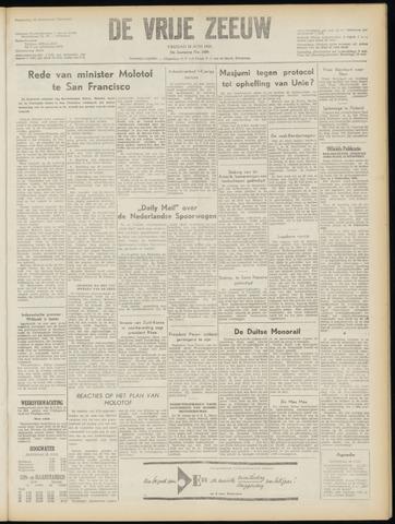 de Vrije Zeeuw 1955-06-24