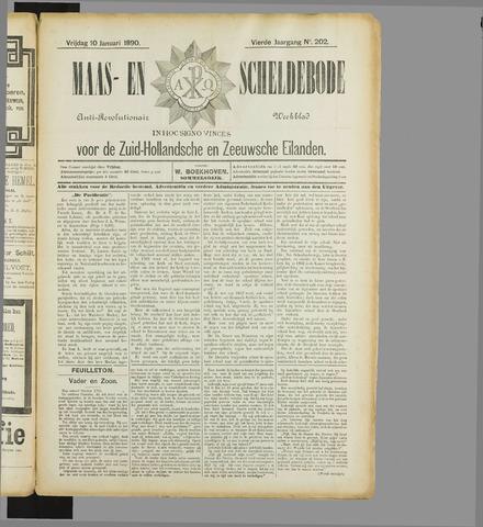Maas- en Scheldebode 1890