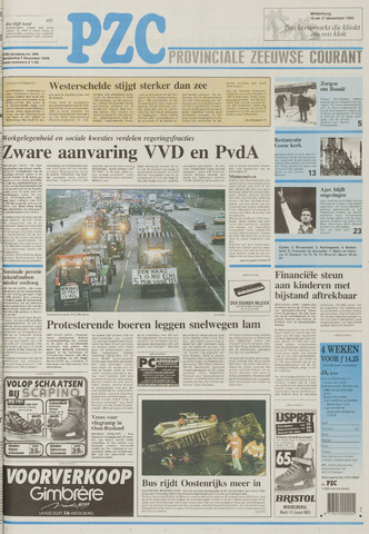 Provinciale Zeeuwse Courant 1995-12-07