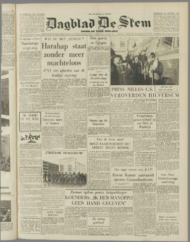 de Stem 1956-01-18
