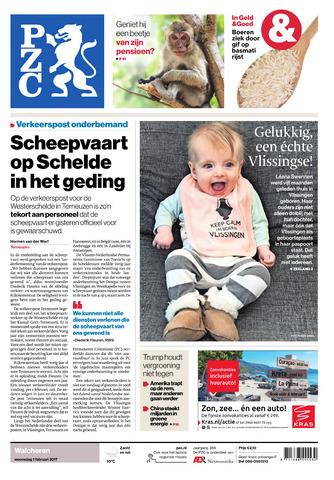 Provinciale Zeeuwse Courant 2017-02-01